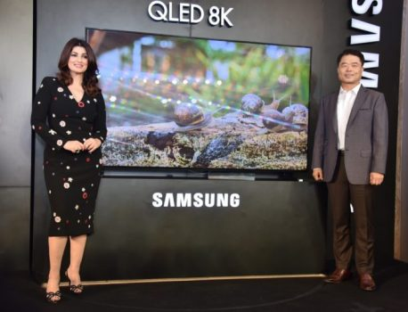 Samsung is preparing improved 8K TV upscaling tech for CES 2020 lineup