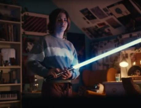 Samsung uses the Force to showcase seamless connectivity in latest ad