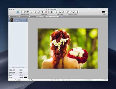 Seashore Mac – Alternative à Photoshop Element (gratuit)