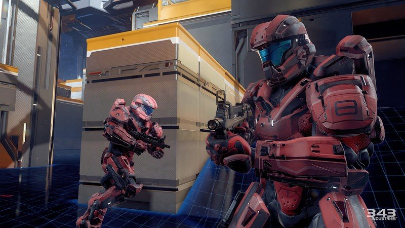 Halo 5: Guardians multiplayer.