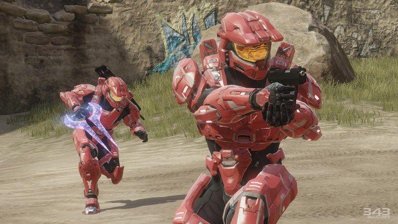 Halo 2: Anniversary multiplayer.