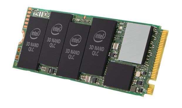 SSD Intel NVMe 665p
