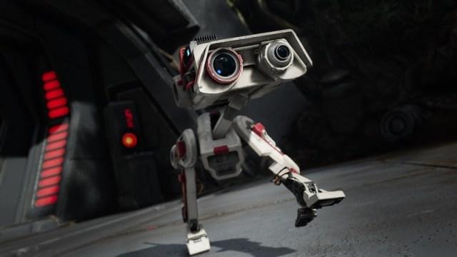 BD-1 in Star Wars Jedi: Fallen Order.