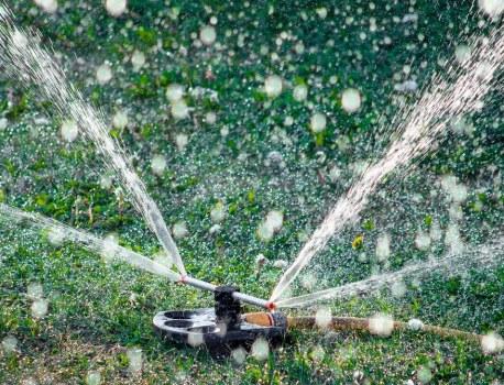 The Mesmerizing Science of Garden Sprinklers