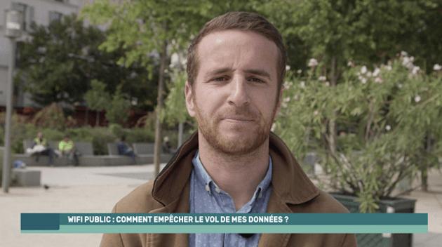 Vidéo pratique : comment éviter le vol de mes données sur un wifi public ?