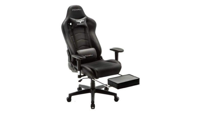 The Ficmax gaming chair.