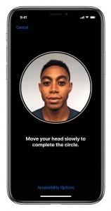 Face recognition vs. in-display fingerprint readers