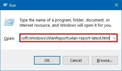 Windows 10 Run command