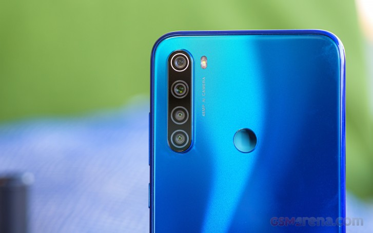 Xiaomi Redmi Note 8 in for review