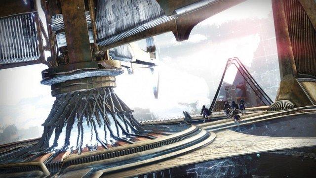 The Sundial in Destiny 2.