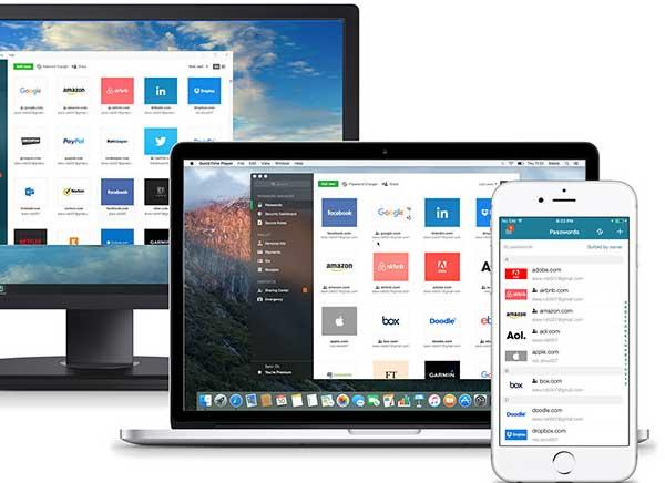 Dashlane 4 iPhone iPad 1 - Dashlane 6 Mac iPhone iPad - Gestionnaire de Mots de Passe (gratuit)