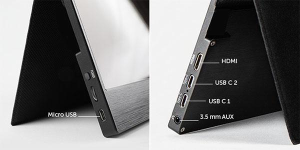 desklab ecran portable 4k tactile mac macbook iphone ipad 02 - Desklab, Ecran Portable Tactile 4k 15' pour Mac, iPhone, iPad (video)