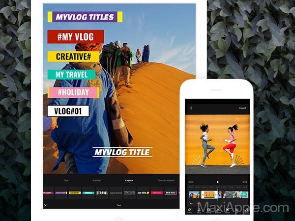 hollycool pro video editing iphone ipad 1 - Hollycool iPhone iPad - Edition et Montage Video Pro (gratuit)