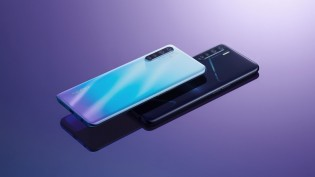 Leaked Oppo A91 images