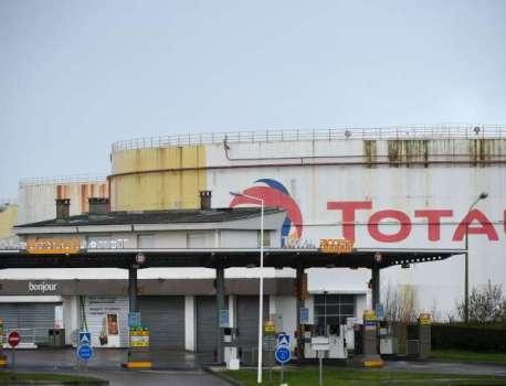 La raffinerie Total de Gonfreville-l'Orcher, la plus grande de France, victime d'un incendie – Le Monde