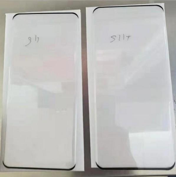 Leaked Galaxy S11 screen protectors show off super-slim bezels