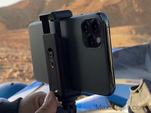shot on iphone 11 pro pub apple desert 02 - L'iPhone 11 Pro dans le Désert d'Arabie Saoudite (video)