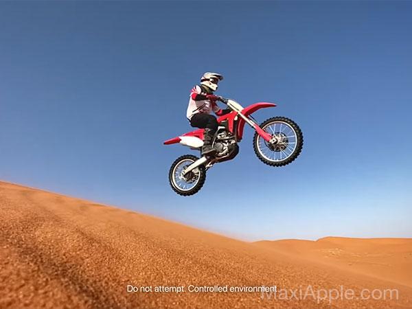 shot on iphone 11 pro pub apple desert 03 - L'iPhone 11 Pro dans le Désert d'Arabie Saoudite (video)