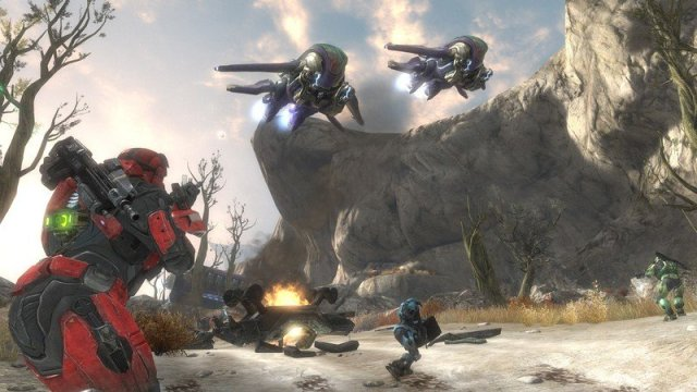 Halo: Reach Tip of the Spear