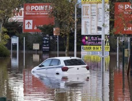Météo-France : Dix-neuf départements en vigilance orange, les Pyrénées-Atlantiques placées en alerte rouge – 20 Minutes