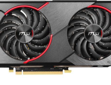 MSI dévoile sa nouvelle gamme de cartes graphiques Radeon RX 5500 XT