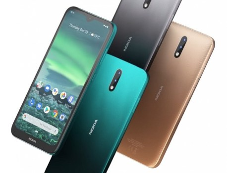 Nokia 2.3 announced with Android One and 2 days battery life
