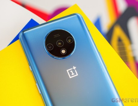 OnePlus 7T gets OxygenOS 10.0.7 with November security patch and camera improvements
