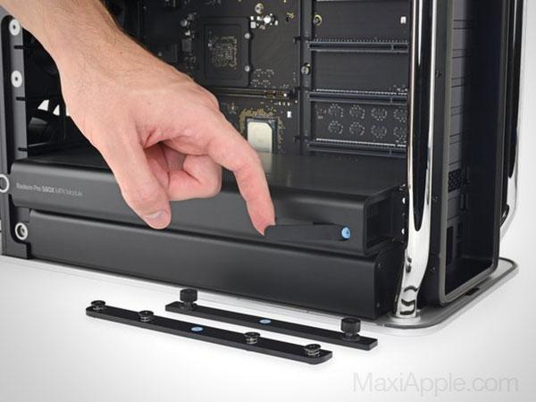 mac pro 2019 demontage reparation video 04 - Pour iFixit le Mac Pro 2019 est Facile à Démonter (video)