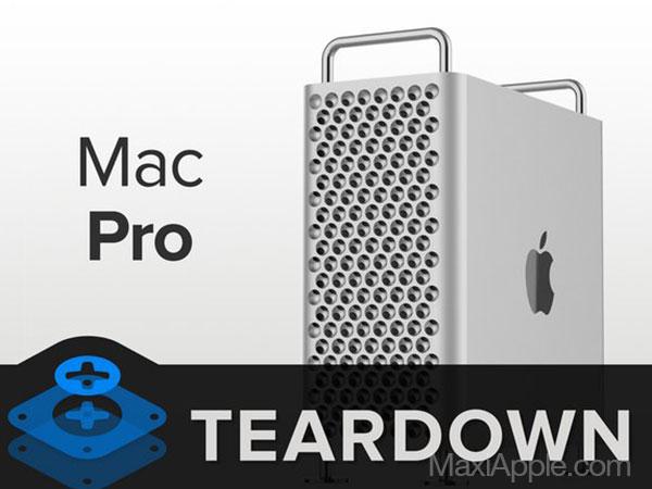 mac pro 2019 demontage reparation video 01 - Pour iFixit le Mac Pro 2019 est Facile à Démonter (video)
