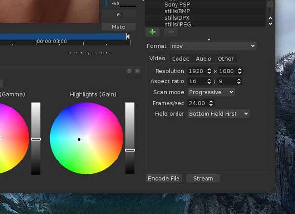 Shotcut Mac OSX 3 - Shotcut Mac - Logiciel de Montage Video Non Linéaire (gratuit)