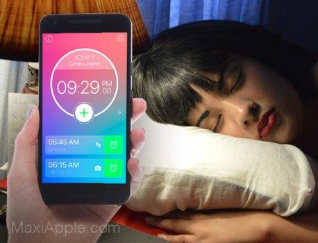 Step Out iPhone – Reveil Intelligent avec Alarme (gratuit)