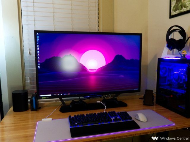 Acer Predator CG437K P Gaming Monitor