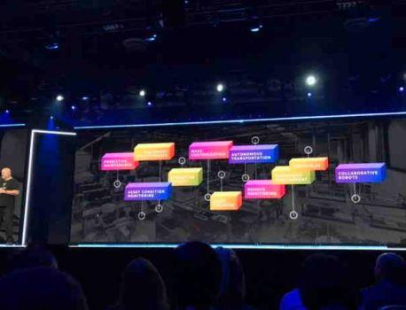 Werner Vogels (DT d'Amazon) : L'industrie 4.0 a besoin de beaucoup plus de données