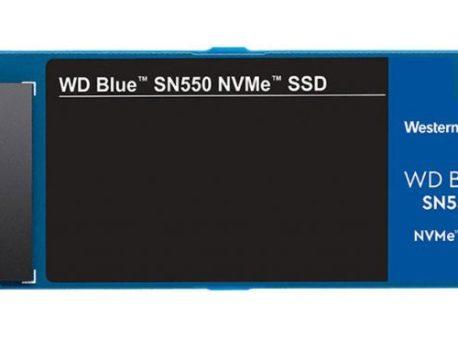 Western Digital annonce le WD Blue SN550 pour concurrence le P1 de Crucial