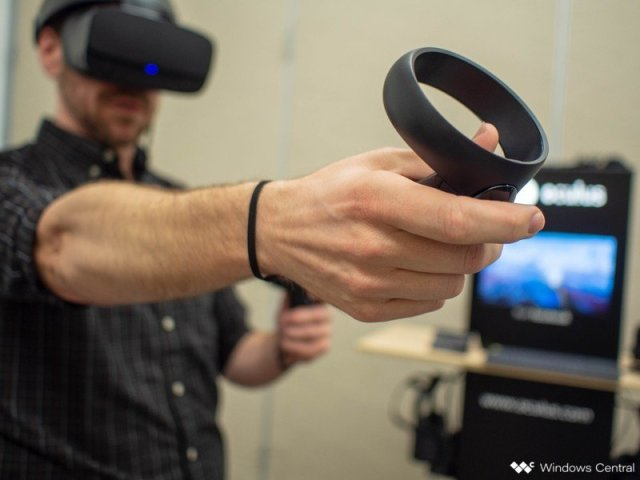 Oculus Rift S tracking