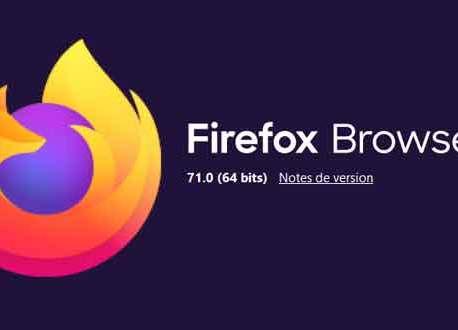 Windows 10 et Firefox 71, le navigateur ne démarre pas ? Solution possible