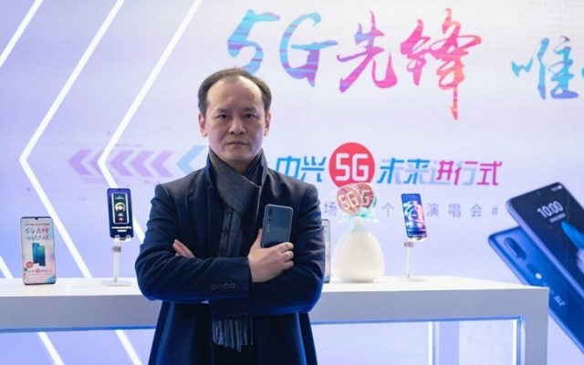 Feng Xu, CEO, Mobile Devices at ZTE