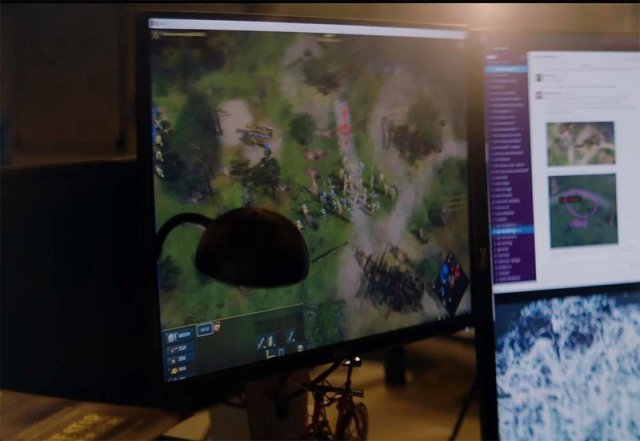 Age of Empires IV Behind the Scenes gameplay