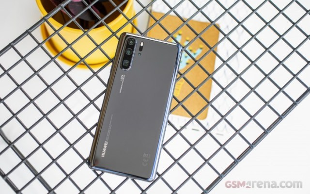 Huawei P30 and P30 Pro get Android 10 based EMUI 10 on O2 UK