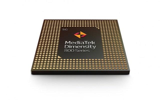 Dimensity 800 is officially MediaTek's first 5G chipset for midrange smartphones