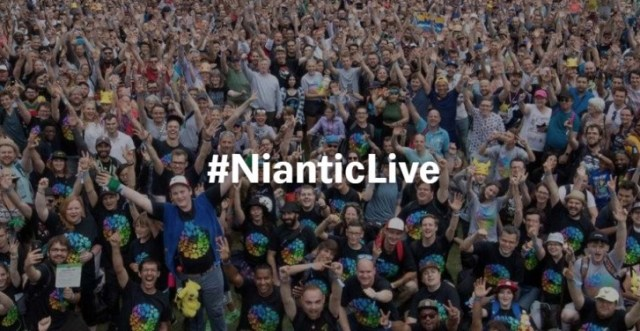 Niantic announces events for Pokemon Go, Harry Potter and Ingress games