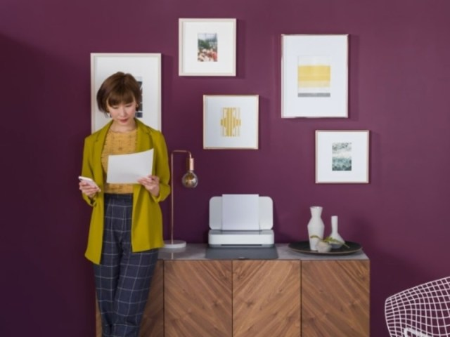 HP Tango smart home printer lifestyle image