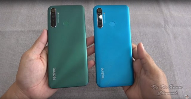 Realme 5i unboxing videos hit the web before the phone is officially unveiled