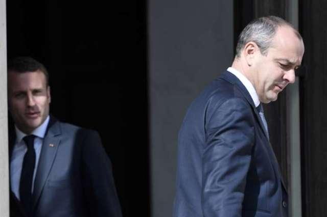 Emmanuel Macron et Laurent Berger en mai 2017.