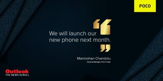 Next Poco phone incoming in February