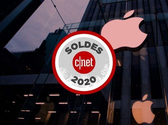 Soldes 2020 Apple : iPhone, iPad, MacBook et AirPods en promo, notre sélection des meilleurs bons plans