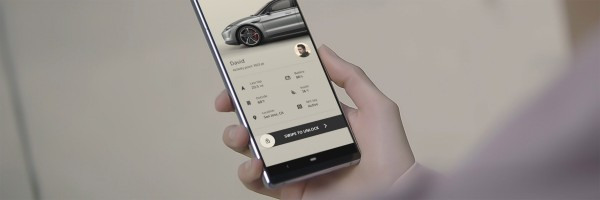 Of course there's an app that can control the car's features