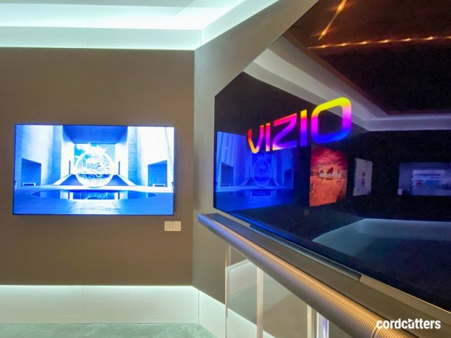 Vizio's OLED TVs