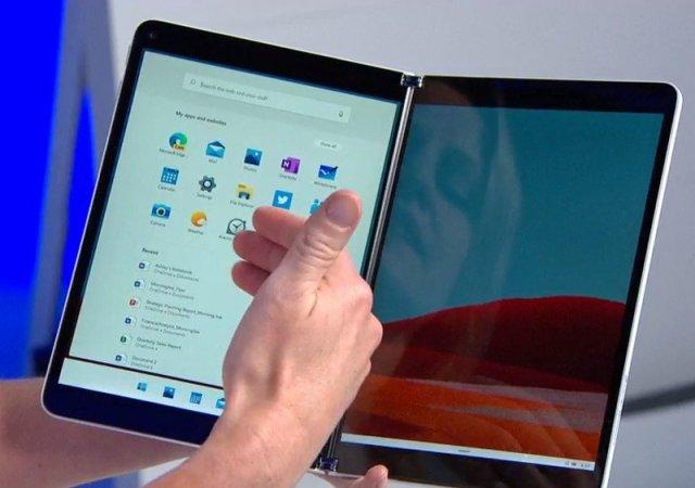 Windows10x Surface Neo Devday