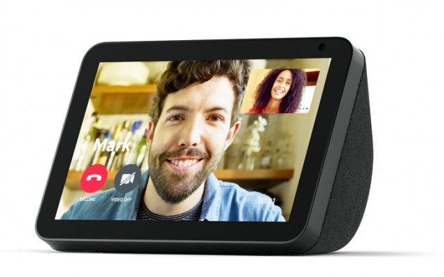 Amazon launches Echo Show 8 in India
